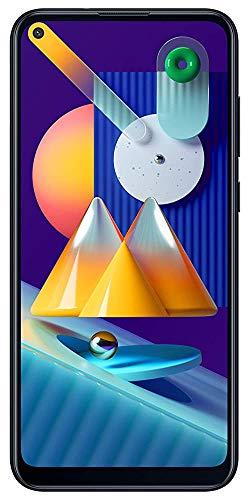 (Renewed) Samsung Galaxy M11 (Black, 4GB RAM, 64GB Storage) Without Offer