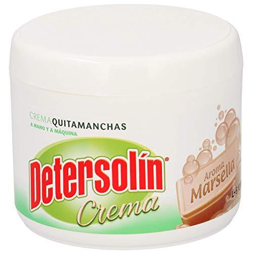 DETERSOLÍN crema a mano y máquina quitamanchas aroma marsella tarro 500 gr
