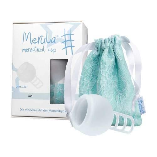 MERULA Menstrual Cup ice klar 1 St