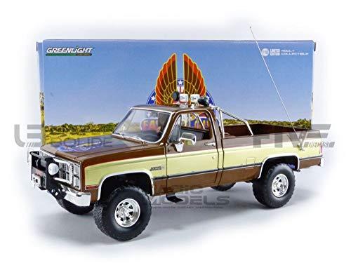 1982 GMC K-2500 Sierra Grande Truck - Fall Guy EIN Colt für alle Fälle 1:18 Greenlight