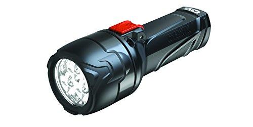 SEAC Q5, Linterna de Buceo, Ligera Potente Que Presenta 3 LED con...