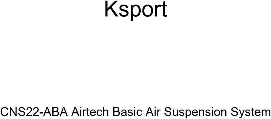 KSport CNS22-ABA Popularity OFFer Airtech Basic Suspension Air System