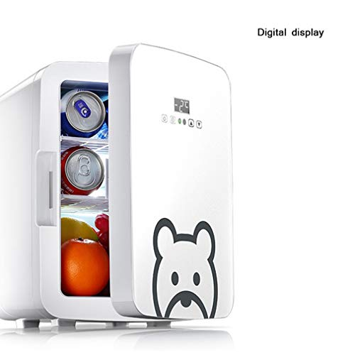XY-M Gaskühlschrank,Tragbare Kühlbox,Dual Energy, 12V 220V Mini Absorptionskühlschrank Mit Noise Lock Lock Kleiner Kühlschrank Für Wohnmobile Camping Camping 10L