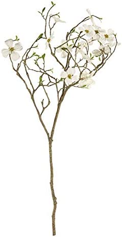 Napa 5 popular Home Garden Beauty products Dogwood Branch 40-INCH Blossom