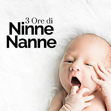 3 Ore di Ninne Nanne - Musica Angelica Calmante per Neonati con Suoni della Natura Rilassanti