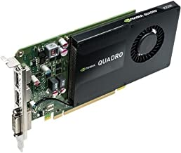 PNY Quadro K2200 Graphic Card - 4 GB GDDR5 - PCI Express 2.0 x16 - Full-height - Single Slot Space Required
