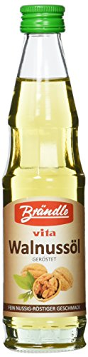 Brändle Spezialöl Walnuß, 12er Pack (12 x 100 ml)
