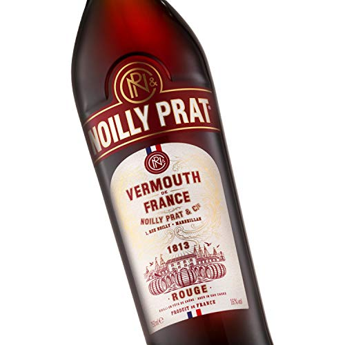 Noilly Prat Rouge French Dry Vermouth (1 x 0.75 l) - 2