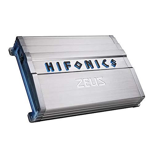 Hifonics ZG-1200.1D 1200 W Max 4-Ohms Mono Subwoofer Car Audio Amplif