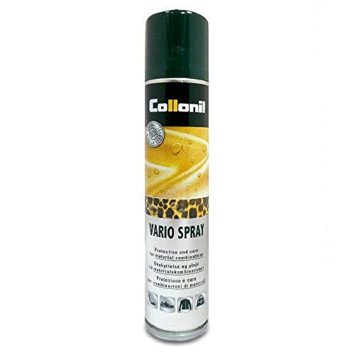 Collonil Unisex-Erwachsene Vario Classic Spray Schuhcreme, Transparent (Neutral), 20 cM