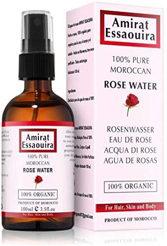 ACQUA DI ROSE Naturale Bio Puro 100%,(100ml)