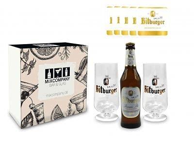 Bitburger Pils Set/Geschenkset - 1x...
