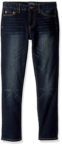 Lucky Brand Big Boys' 5-Pocket Fit Denim Jean, Barite Skinny, 12