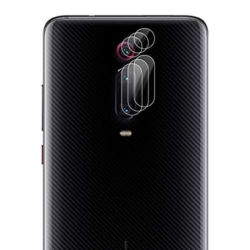 ROVLAK Cámara Protector de Pantalla para Xiaomi Mi 9T Cámara Cristal Templado Protector 3-Pack 9H Anti-explosión Anti-rasguños Cámara Lens Protector para Xiaomi Mi 9T