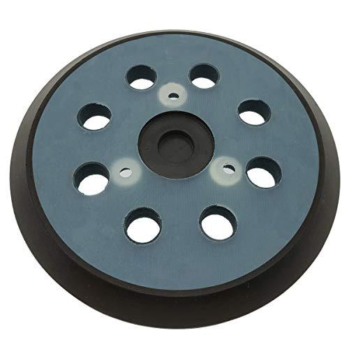 5 Inch 8 Hole Replacement Sander Pad for DeWalt, Makita, Porter Cable Orbital Sander - Fits DW421/K, DW423/K & BO5010, BO5030K, BO5031K, BO5041K & 390K 382 343 Replacement Sander Pad