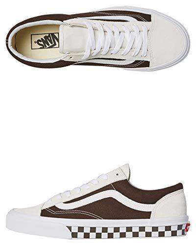 Vans U Old Skool, Sneaker Unisex Adulto, Beige (Bmx Checker), 7 Women/5.5 Men