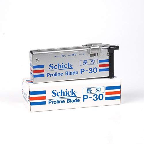 シック シックP-30長刃替刃 30枚入