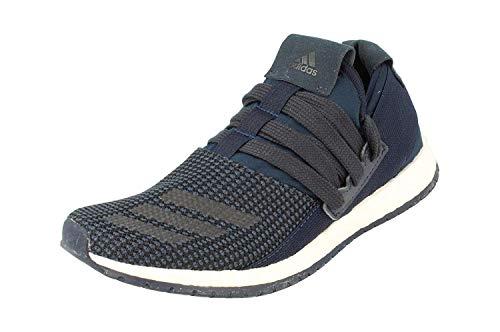 adidas Pureboost R M Unisex Laufschuhe Sneakers, Blau - Dunkelblau Weiß Bb0814 - Größe: 39 1/3 EU