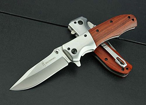 FARDEER KNIFE Cuchillo plegable de resorte DA51