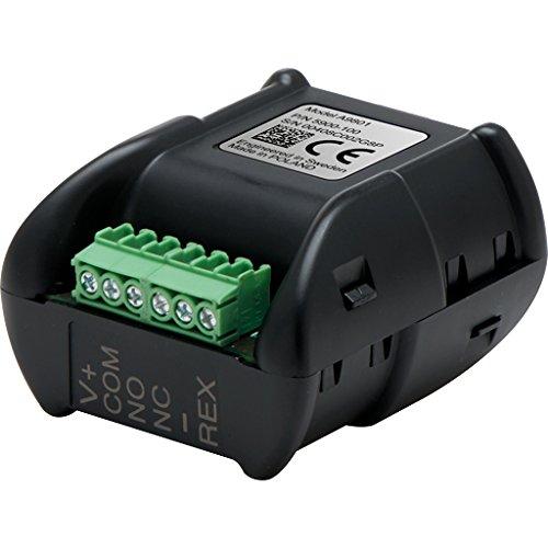 Axis A9801 - Accesorio para cámara de seguridad (Interior, Negro, De plástico, Alámbrico, -20 - 50 °C, 10 - 100%)