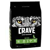 Crave High Protein and Grain Free Dog Foods