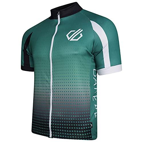 Dare 2b Herren Outdare Ii Jersey T-Shirt, UltramarGrad, L- Chest 42