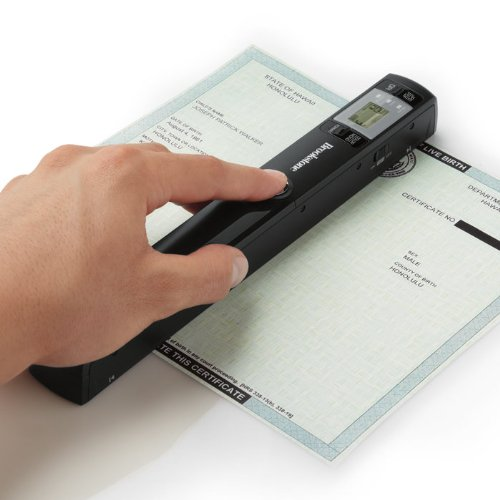 : Wi-Fi Scanner Wand: Portable Document and Photo Scanner : Computer Scanners