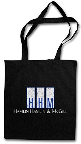 Urban Backwoods Hamlin Hamlin & Mcgill Bolsas de la Compra Reutilizables Signo símbolo Marca Empresa Firma fábrica Consorcio Grupo Emblema Abogado Juez jueza bufete secretaría Justicia Ciega