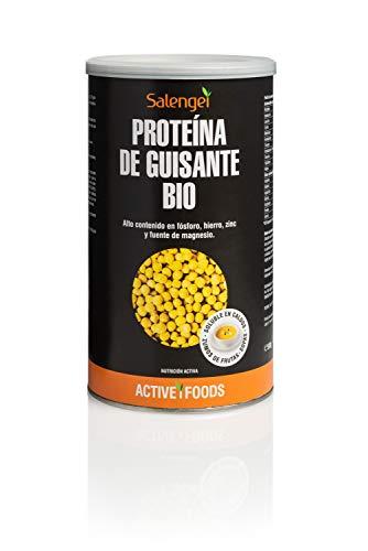 Proteína de Guisante Amarillo - 500 gr (Active Foods)