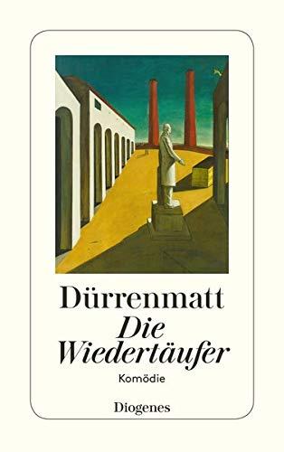 Buchseite und Rezensionen zu 'Die Wiedertäufer' von Friedrich Dürrenmatt