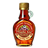 メープルジョー(Maple Joe) メープルシロップアンバー(リッチテイスト) 150g