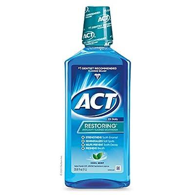 ACT Restoring Mouthwash Cool