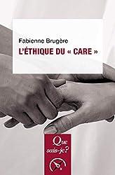 L'Éthique du « care » de Fabienne Brugère