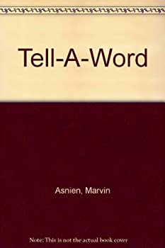 Paperback Tell-A-Word Book