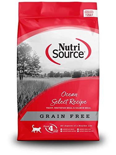 Nutrisource Grain-Free Ocean Select Cat Food