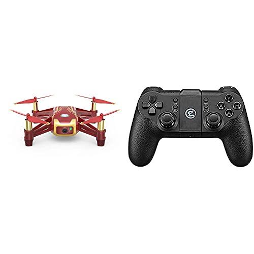 Dji Ryze Tello Mini Drone Ottima Per Creare Video Con Ez Shots, Occhiali Vr E Compatibilità & - Tello Gamesir, Radiocomando Per Drone Tello, Compatibile Con Ios E Android