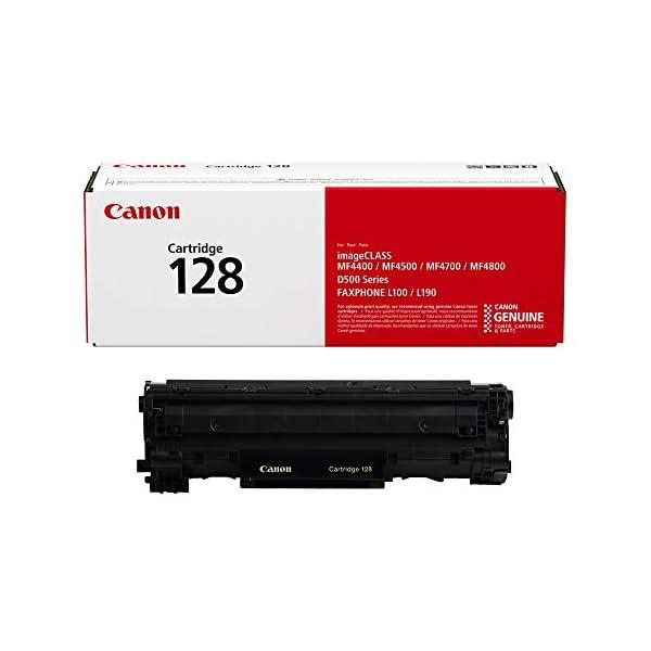 Canon Printing 128 Black Toner Cartridge 2-Pack (QTY-2 3500B001AA)