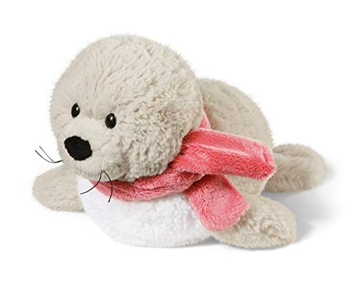 NICI 45121 Kuscheltier Robbe 25cm liegend, süßes Plüschtier für Mädchen und Jungen