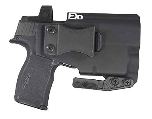 FDO Industries IWB Kydex Holster Compatible with Sig P365XL...