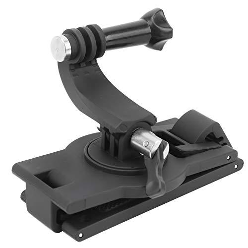T opiky Mini-Kamera-Rucksackhalterung, um 360 Grad verstellbar 1/4 Zoll Kamera-Rucksack-Tasche Schulterhalterung Drehbarer Clip-On-Halter für Gopro für Hero 9
