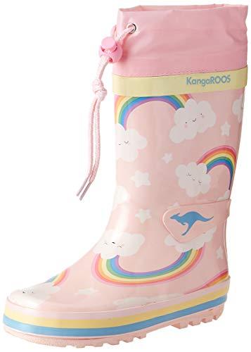 KangaROOS K-summerrain, Zapatillas, Dusty Rose Clouds, 30 EU