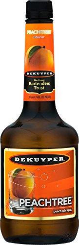 Dekuyper Peachtree, 750 ml, 43 proof