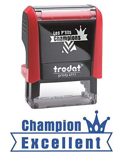 Trodat b14991.11die P 'Tits Champions Stempel Scolaire Champion ausgezeichneten