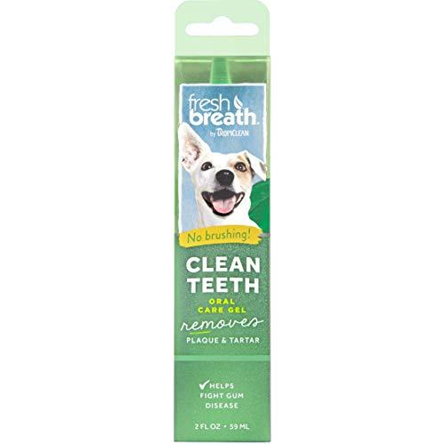Fresh Breath by TropiClean No Brushing Clean Teeth...