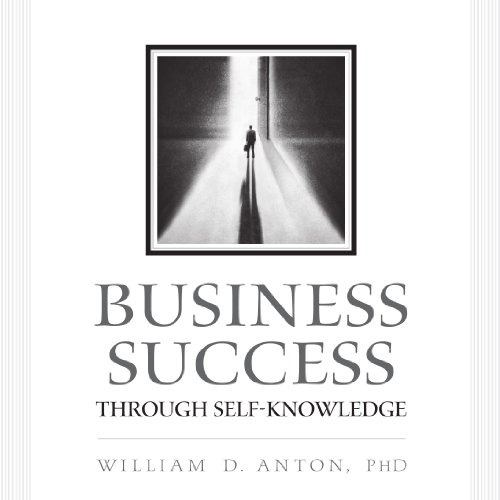 Business Success Through Self-Knowledge audiobook cover art
