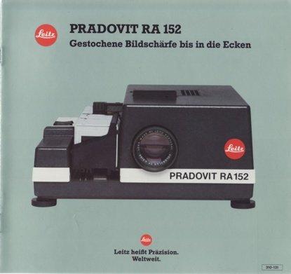 Leitz Pradovit RA 152
