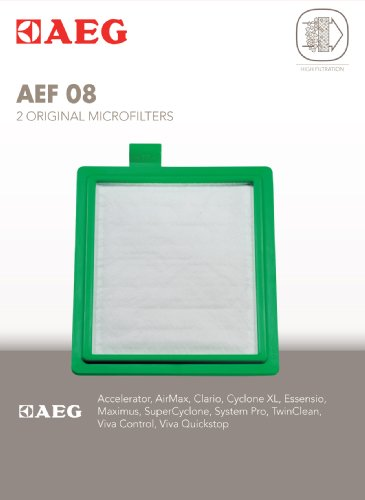 AEG Electrolux AEF 08 System Pro Microfilter