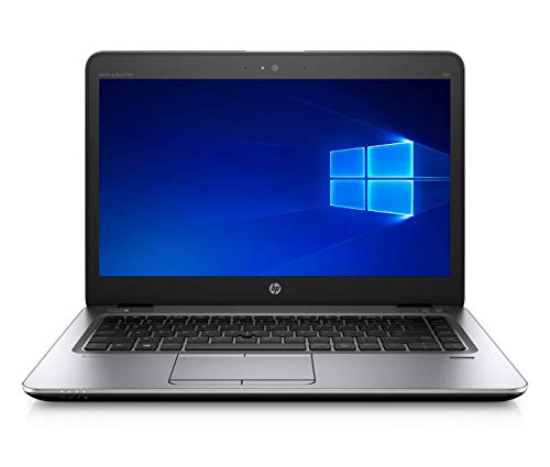 HP EliteBook 840 G4 35.6 cm (14') 7th gen Intel Core i5 2.60GNHz 8 GB DDR4-SDRAM 256 GB SSD WINDOWS 10 PRO 64BIT (Renewed)