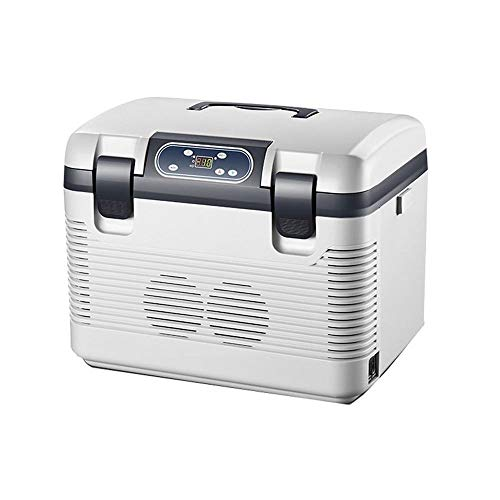 Ljyutihgbx Portable 19L Refrigerator Electronic Home Small Dormitory Outdoor Camping Refrigerator Cooler Electronic Car Refrigerator.