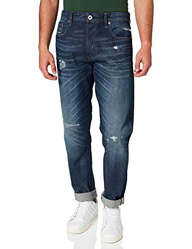 G-STAR RAW Herren 3301 Slim Fit Jeans 3301 Slim Fit Jeans,30W / 34L